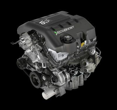 3.5L V6 Turbocharged EcoBoost