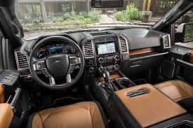 F150 Limited Interior
