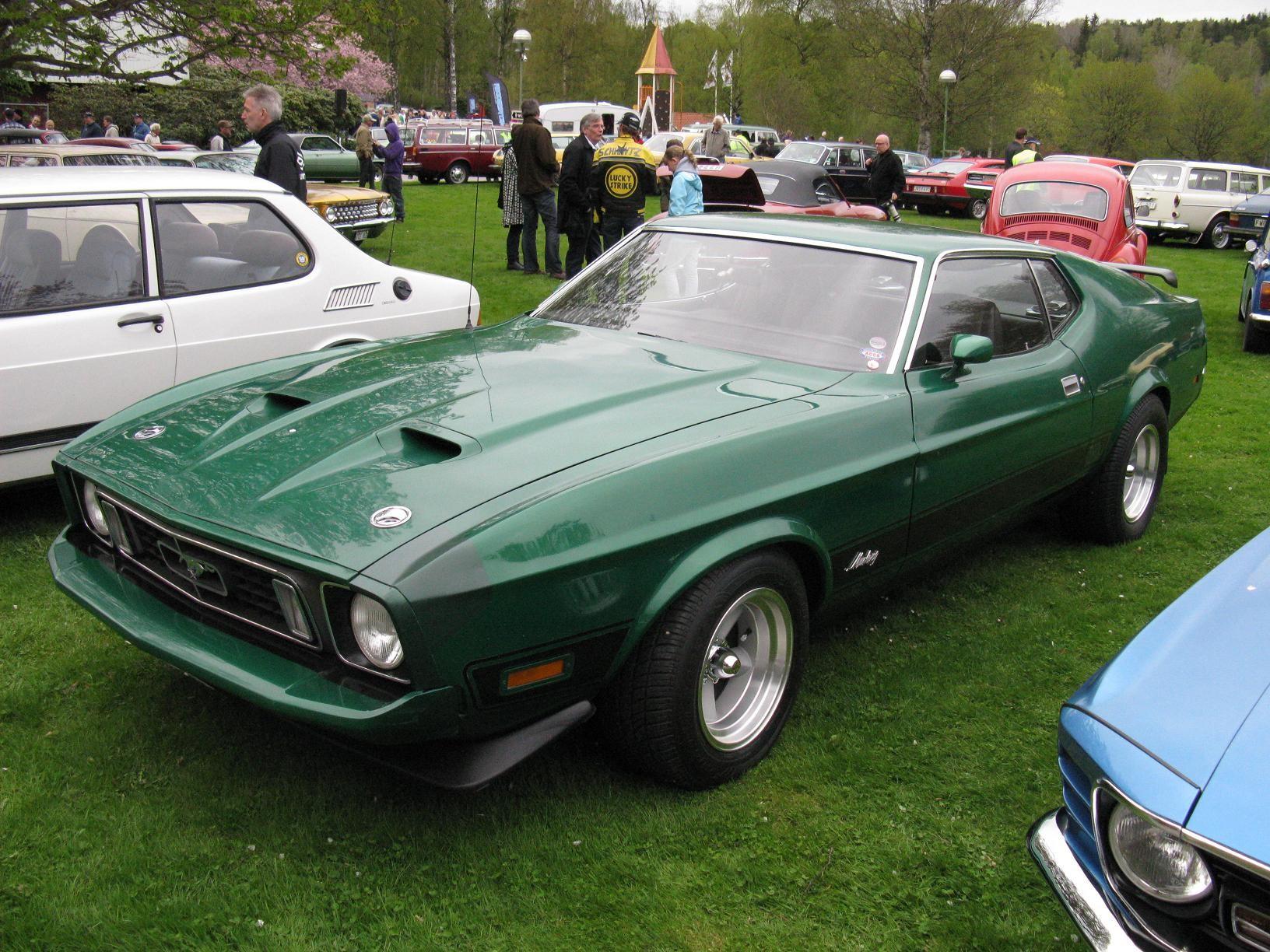 Mustang Mach II
