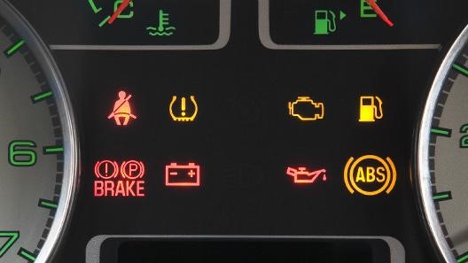The Complete Guide To Ford Dashboard Warning Lights