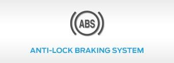 ABS brakes light