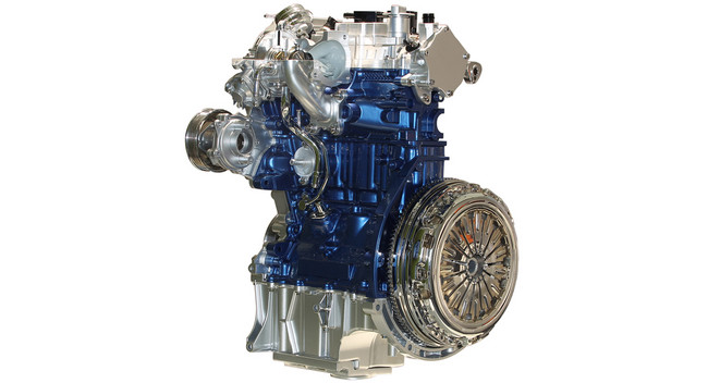 2017 1.5L EcoBoost Engine