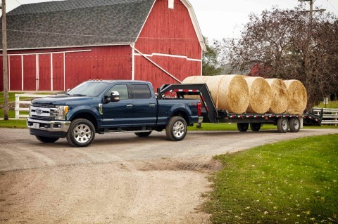 Ford Towing