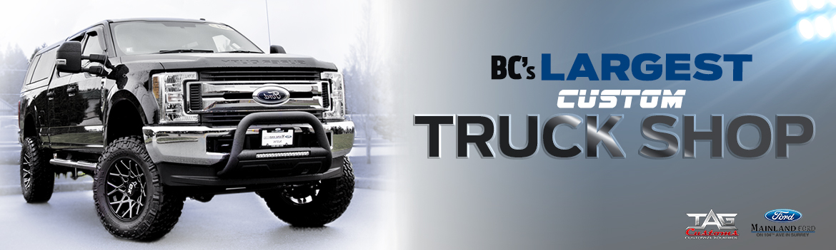Build And Price Your New Ford Car Or Truck Mainland Ford >> Tag Customs Custom Ford Trucks Mainland Ford
